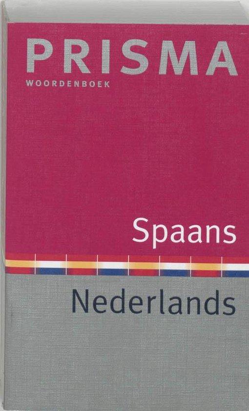 Spaans Nederlands - Vosters |