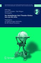 Der Heidelberg Karl-Theodor-Globus Von 1751 Bis 2000