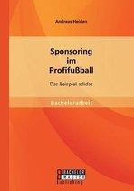 Sponsoring im Profifussball