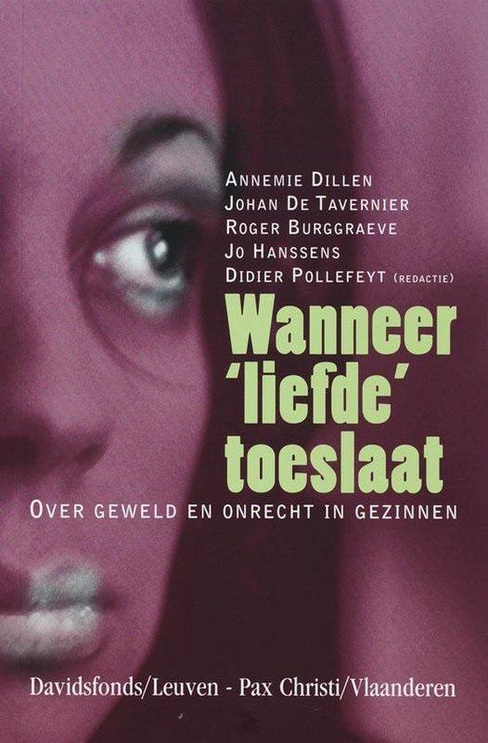 Wanneer Liefde Toeslaat - Annemie Dillen pdf epub