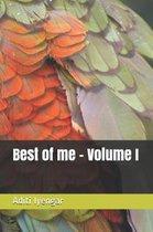 Best of Me - Volume I