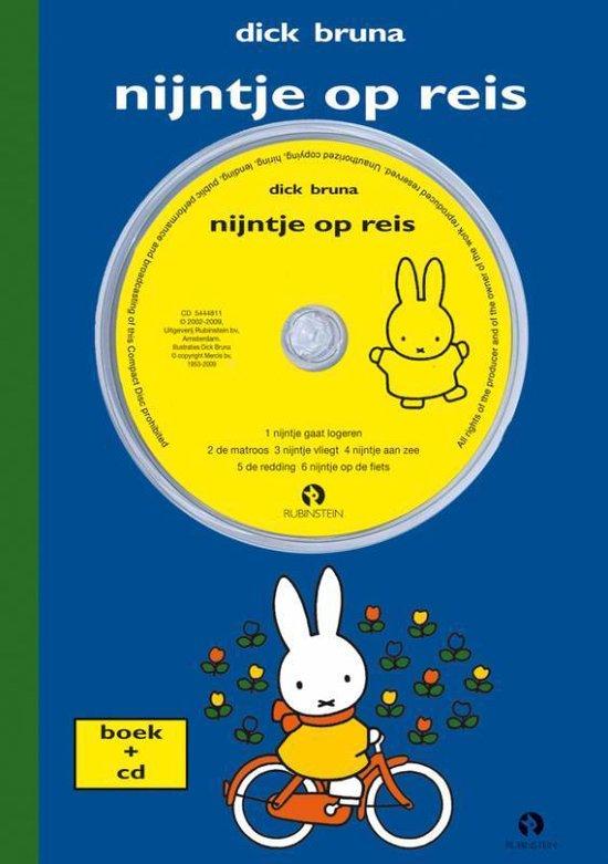 Nijntje op reis, Boek met CD + CD - Dick Bruna |