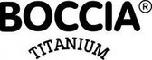 Boccia Titanium Gouden Oorbellen