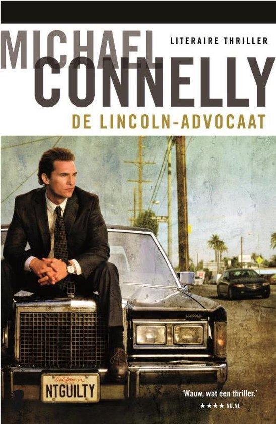 Cover van het boek 'De Lincoln-advocaat' van  Connelly