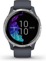 Garmin VENU - Health smartwatch - Blue Granite