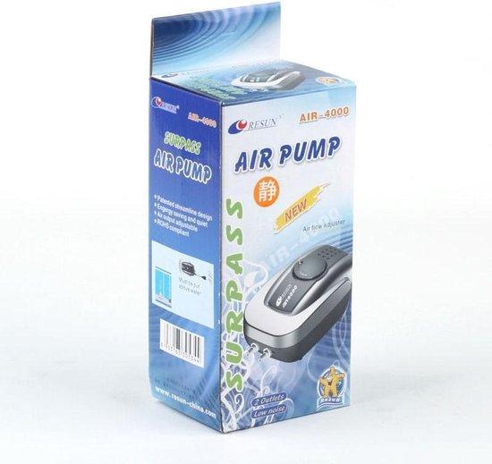 Aquarium luchtpomp - Air 4000