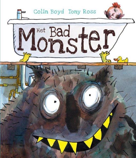 Het bad monster - Colin Boyd |