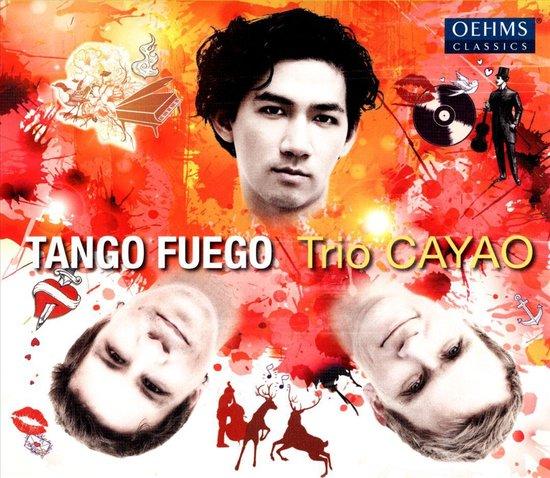 Tango Fuego Trio Cayao