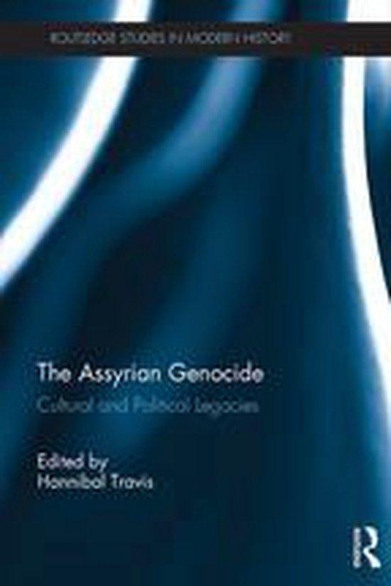 Boek cover The Assyrian Genocide van