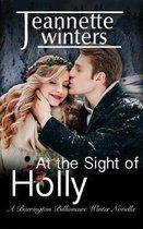 At the Sight of Holly