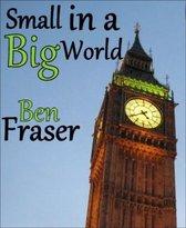 Boek cover Small in a Big World van Ben Fraser