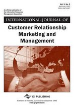 International Journal of Customer Relationship Marketing and Management, Vol 3 ISS 2