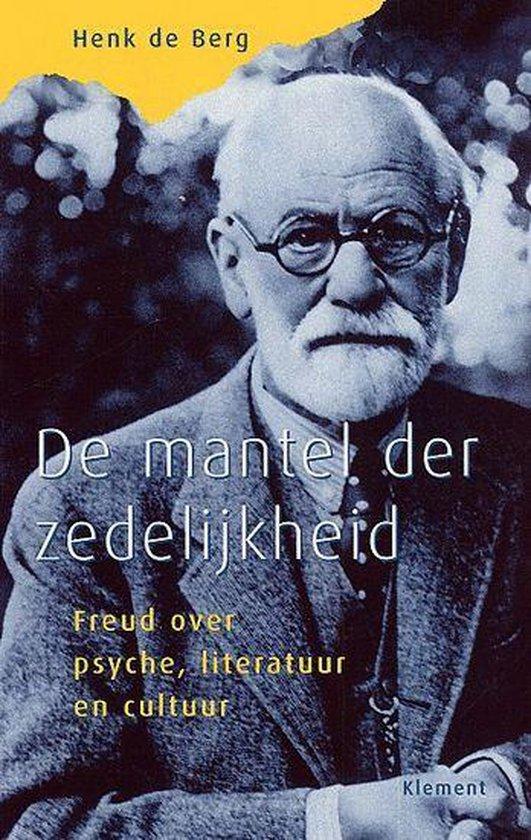 Cover van het boek 'De mantel der zedelijkheid' van H. de Berg