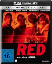 R.E.D. (Ultra HD Blu-ray & Blu-ray)