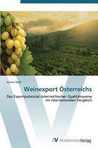 Weinexport Osterreichs