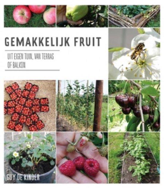 Gemakkelijk fruit. Uit eigen tuin, van terras of balkon - Guy De Kinder |