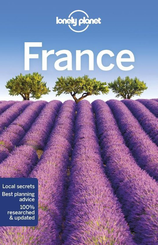 Afbeelding van Lonely Planet France