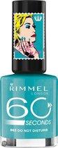 Rimmel 60 seconds RO collectie - 863 Do Not Disturb - Nailpolish