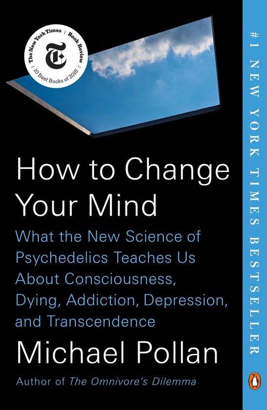 Boek cover How to Change Your Mind van Michael Pollan (Paperback)