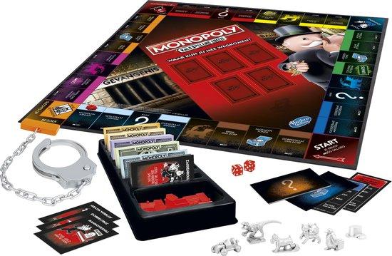 Monopoly Valsspelers Editie - Bordspel - Monopoly