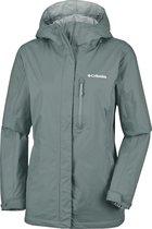 Columbia Pouring Adventure II Jacket Outdoorjas Dames - Maat XL - Black