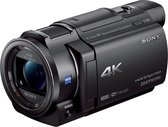 Sony FDR-AX33 - Camcorder - Zwart