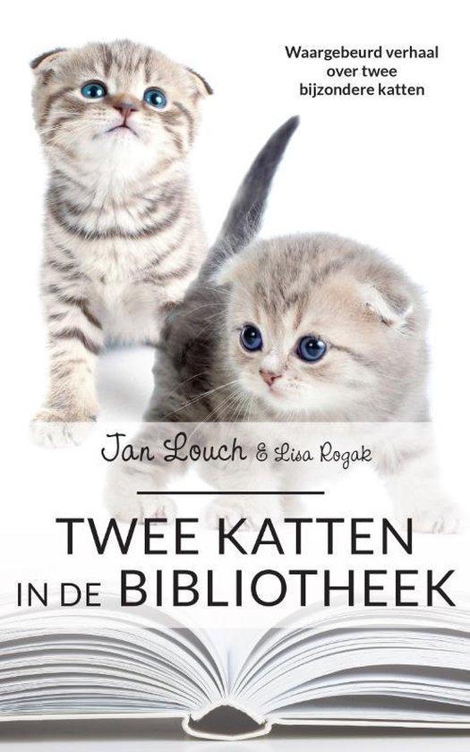 Twee katten in de bibliotheek - Taalpraktijk Mieke Prins |