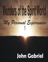 Omslag Wonders Of The Spirit World