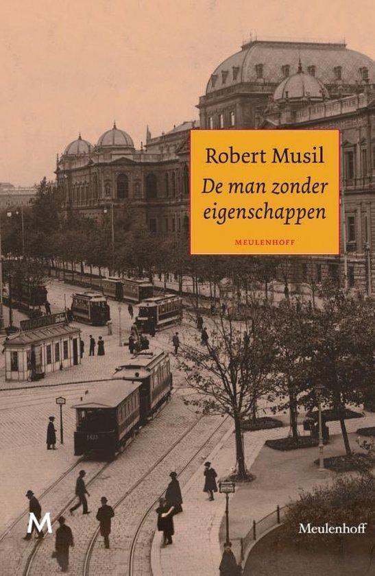 de man zonder eigenschappen - Robert Musil  