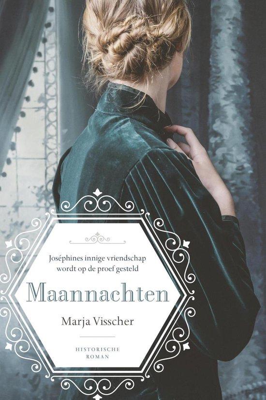Boek cover Maannachten van Marja Visscher (Paperback)