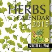Herbs Calendar 2015