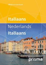 Prisma miniwoordenboek Italiaans-Nederlands Nederlands-Italiaans