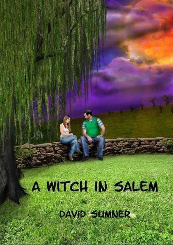 Omslag van A Witch in Salem