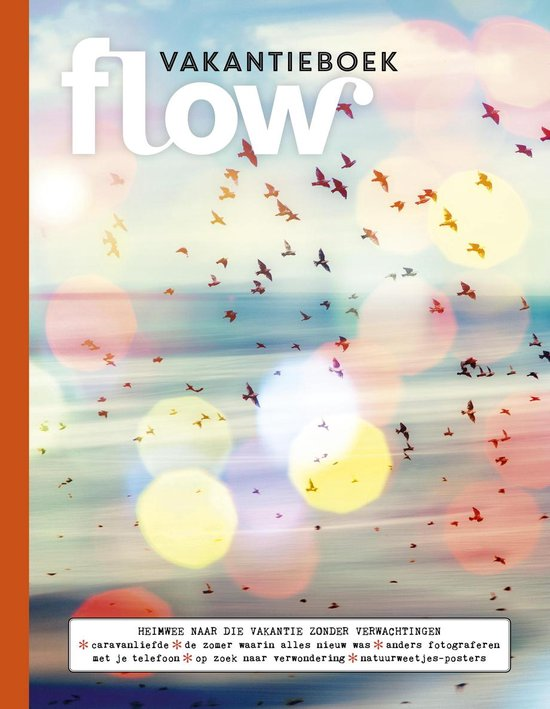 FLOW - Vakantieboek 2018 - Sanoma Media |