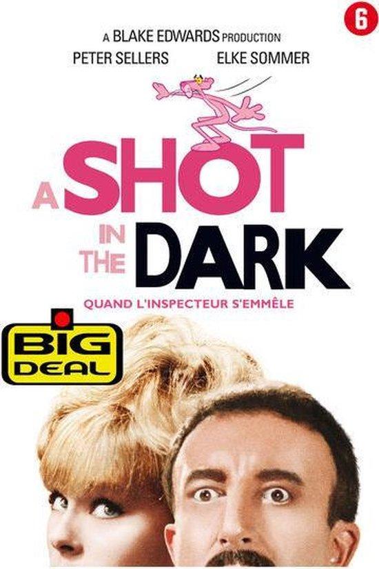 Cover van de film 'A Shot In The Dark'