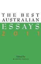 The Best Australian Essays 2011