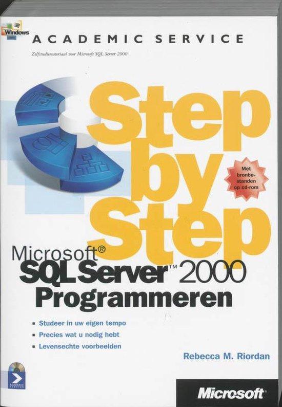 Microsoft Sql Server 2000 Programming - Rebecca M. Riordan |