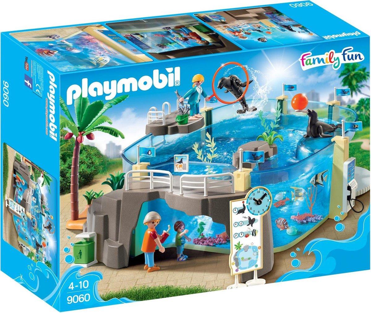 Playmobil Family Fun: Zee Aquarium (9060)