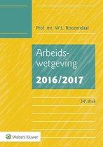 Omslag Arbeidswetgeving 2016/2017