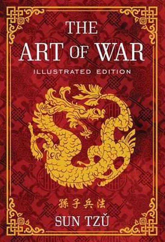 Boek cover Art Of War Illustrated Ed van Sun Tzu (Hardcover)