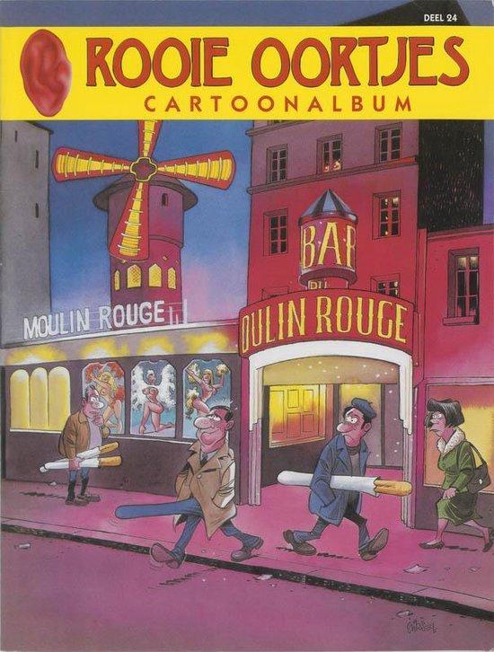Rooie oortjes cartoonalbum 24 - none |