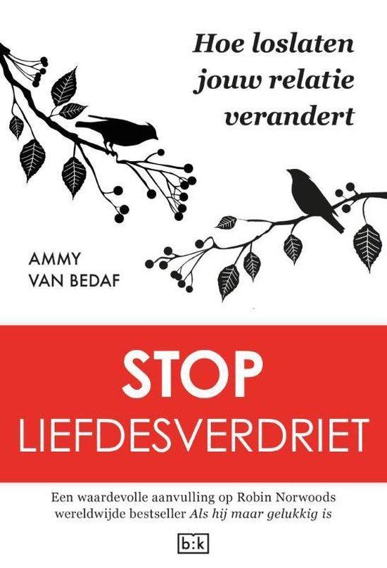 Stop liefdesverdriet - Ammy van Bedaf |