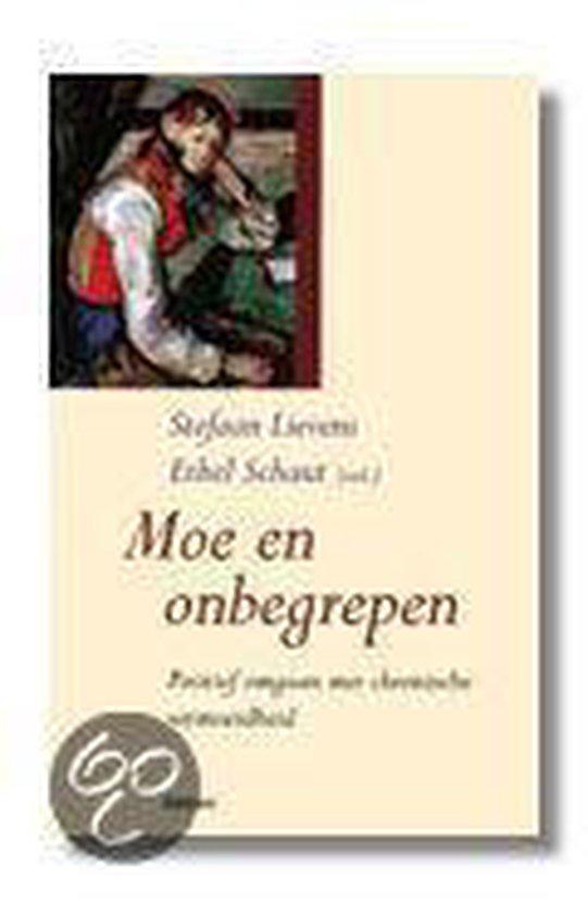 MOE EN ONBEGREPEN - Stefan Lievens |