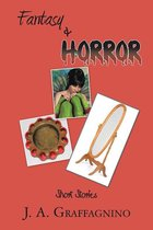 Omslag Fantasy & Horror Short Stories