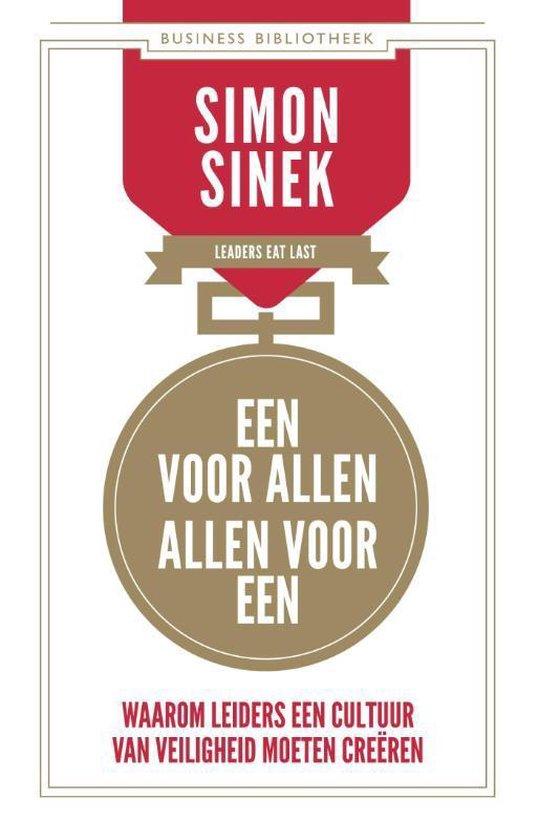 Een voor allen, allen voor een - Simon Sinek |