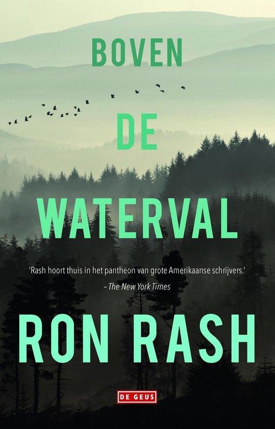 Boven de waterval - Ron Rash   Fthsonline.com