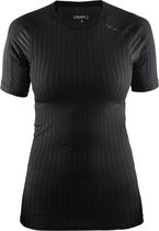 Craft active extreme 2.0 cn ss w - Sportshirt - Dames - Black - M