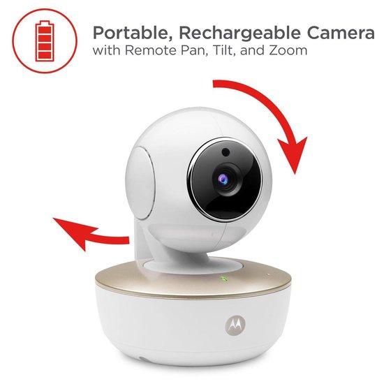 Motorola MBP-88 FOCUS Wifi camera - Standalone -uitbreiding voor  MBP-853 / 854 / 667 / 845 / 855 - Motorola