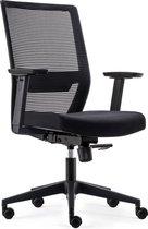 BenS 851-Eco-2 Complete bureaustoel - ergonomisch gevormd - Zwart