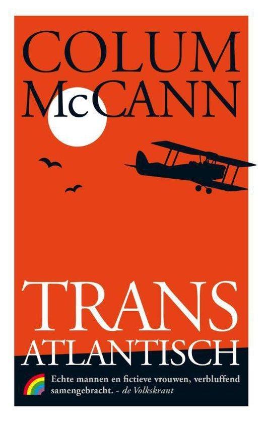 Trans-Atlantisch - Colum McCann  